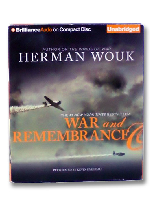 War and Remembrance - Audio CD, Wouk, Herman