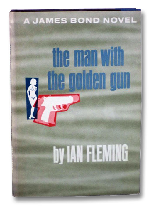 The Man with the Golden Gun, Fleming, Ian