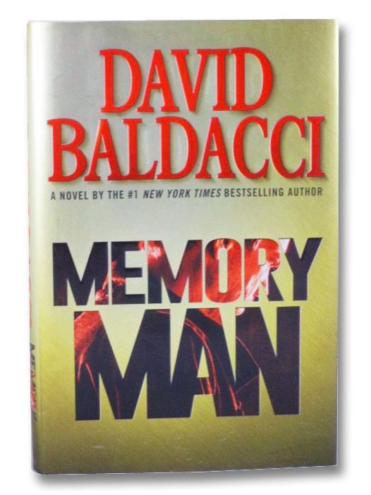 Memory Man (Amos Decker), Baldacci, David