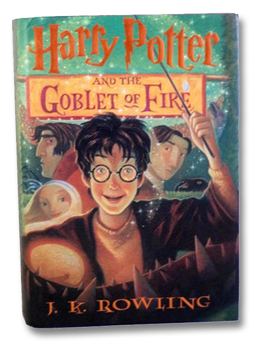 Harry Potter and the Goblet of Fire, Rowling, J. K.