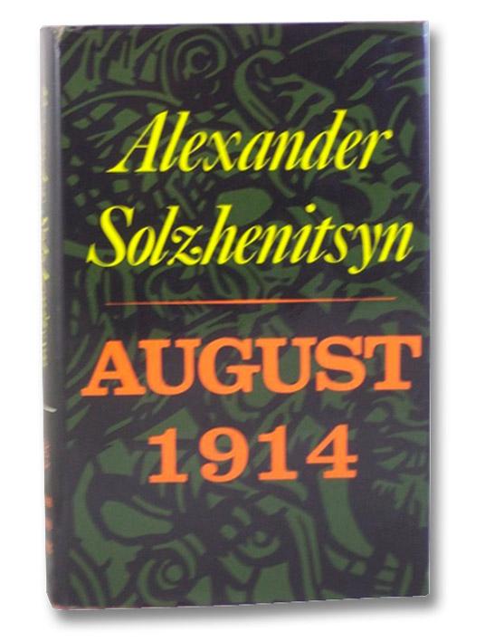 Aug-14, Solzhenitsyn, Alexander [Aleksandr I.]; Glenny, Michael