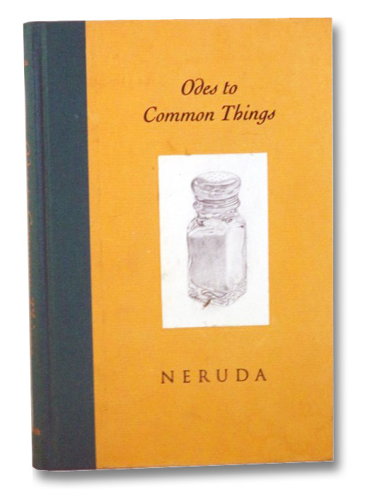 Odes to Common Things, Neruda, Pablo; Cook, Ferris; Krabbenhoft, Ken
