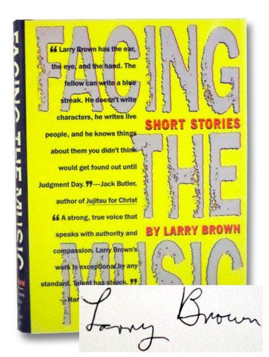 Facing the Music (Bright Leaf Short Fiction VI [6]), Brown, Larry