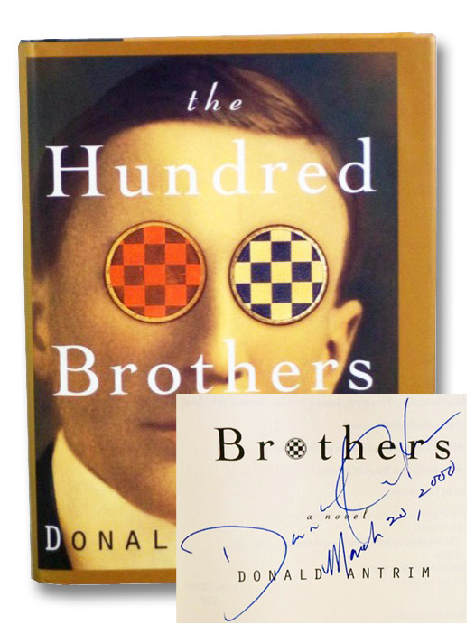 The Hundred Brothers, Antrim, Donald