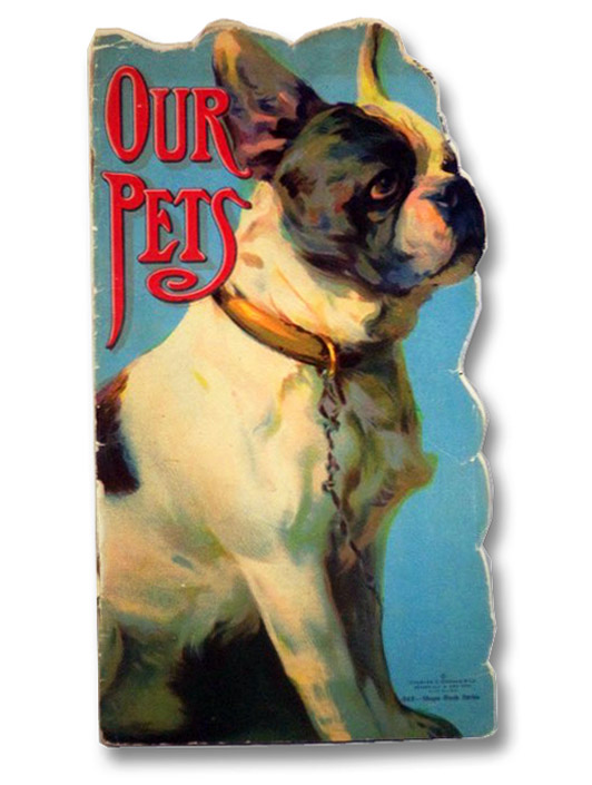 Our Pets (042--Shape Book Series)