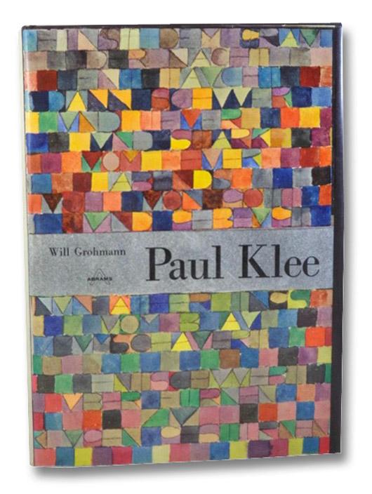 Paul Klee, Grohmann, Will