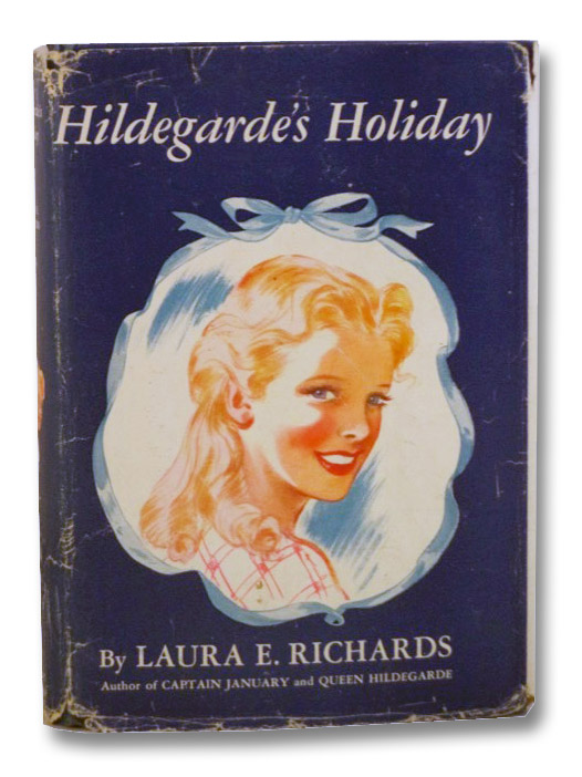 Hildegarde's Holiday, Richards, Laura E.