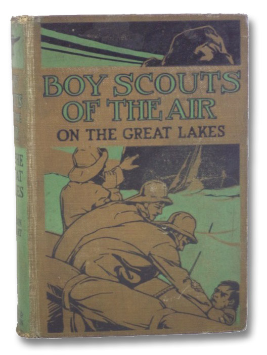 The Boy Scouts of the Air on the Great Lakes, Stuart, Gordon