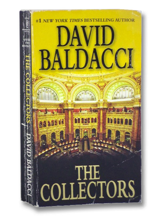 The Collectors (Camel Club Series), Baldacci, David