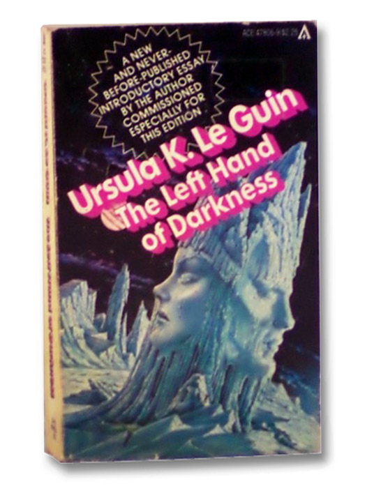 The Left Hand of Darkness, LeGuin, Ursula K.