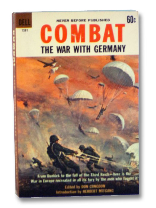 Combat: The War with Germany, Congdon, Don; Mitgang, Herbert