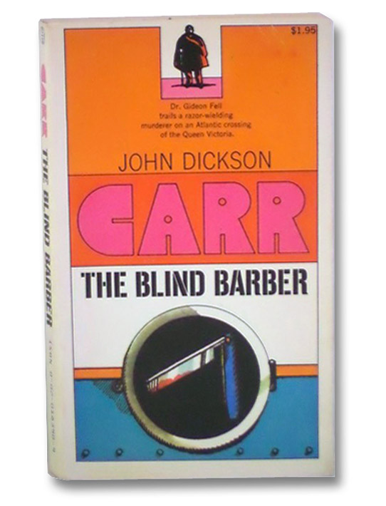 The Blind Barber, Carr, John Dickson
