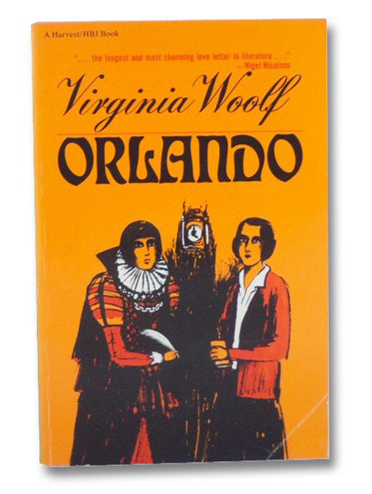 Orlando: A Biography, Woolf, Virginia