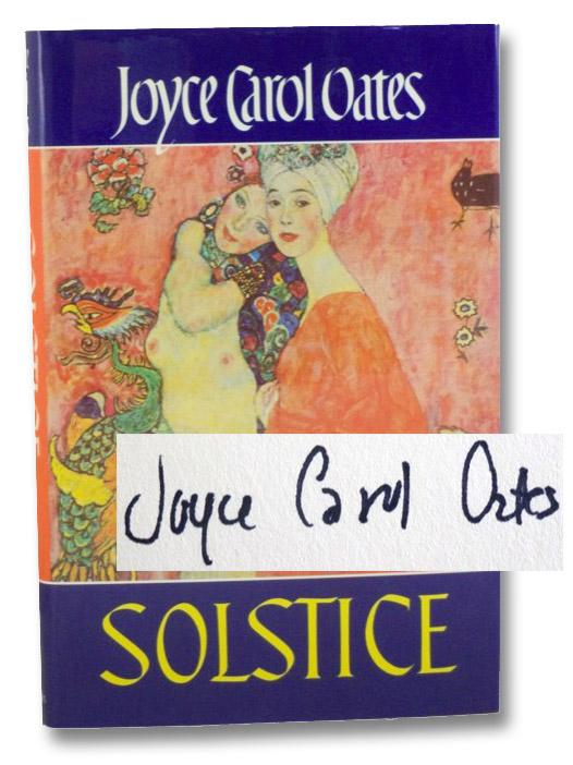 Solstice, Oates, Joyce Carol
