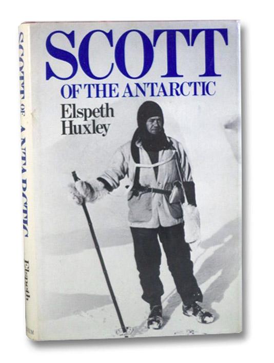Scott of the Antarctic, Huxley, Elspeth