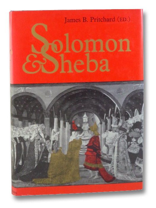 Solomon & Sheba, Pritchard, James B.