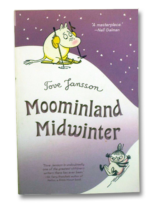 Moominland Midwinter (Book 5), Jansson, Tove