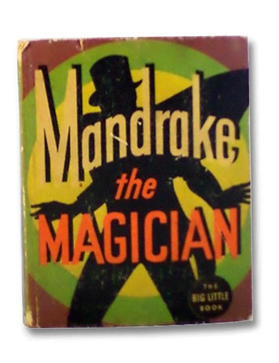 Mandrake the Magician (The Big Little Book Series 1167), Falk, Lee