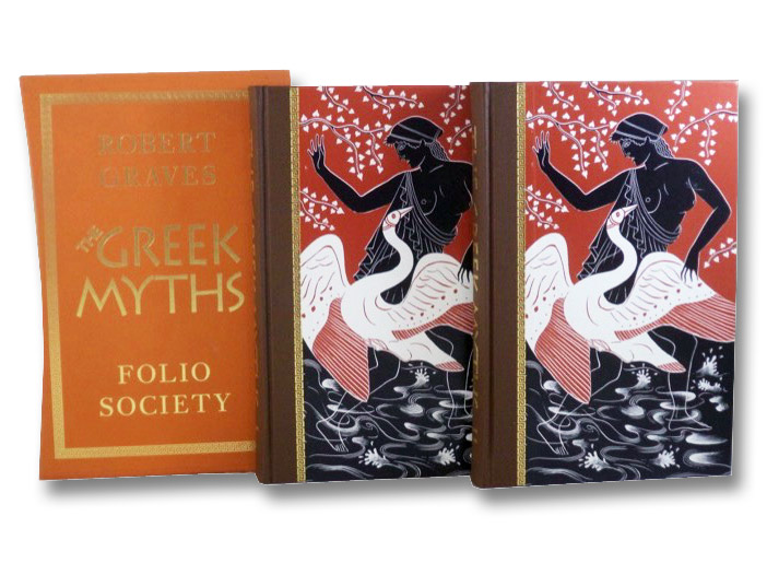 The Greek Myths, in Two Volumes, Graves, Robert; McLeish, Kenneth