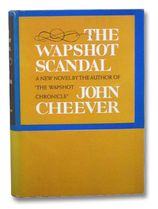 The Wapshot Scandal, Cheever, John