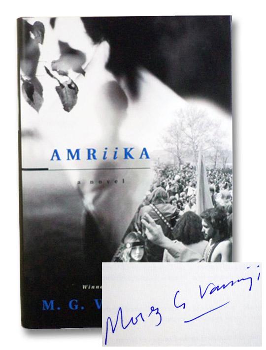 Amriika: A Novel, Vassanji, M.G.