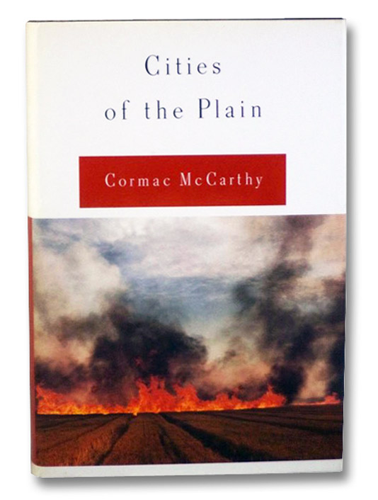 Cities of the Plain (Border Trilogy, Volume 3), McCarthy, Cormac