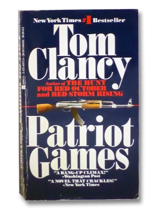Patriot Games, Clancy, Tom