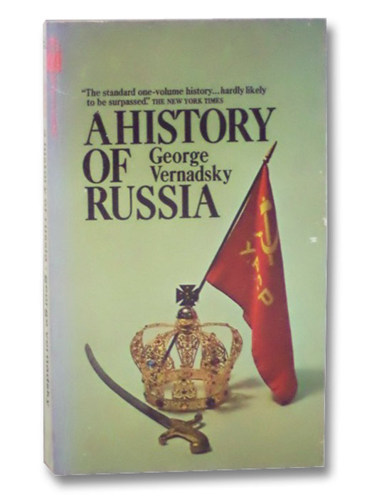 A History of Russia, Vernadsky, George