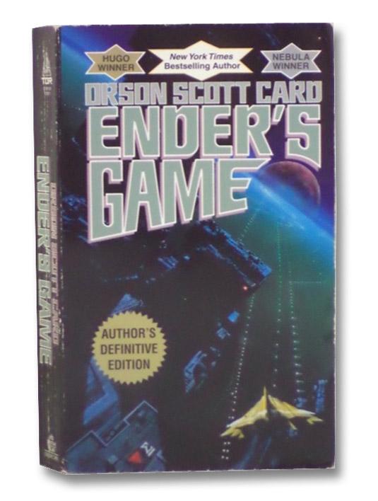 Ender's Game (The Ender Quintet), Card, Orson Scott