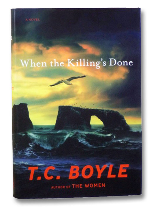 When the Kiling's Done, Boyle, T.C.