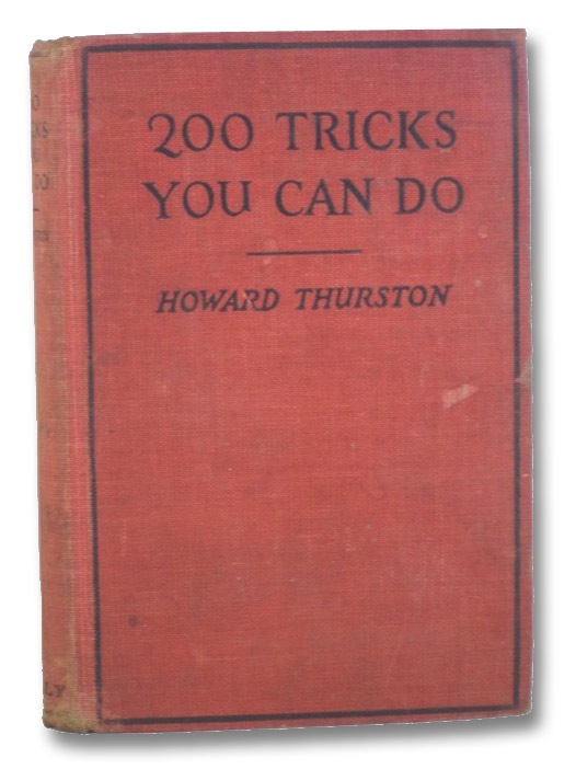 200 Tricks You Can Do, Thurston, Howard