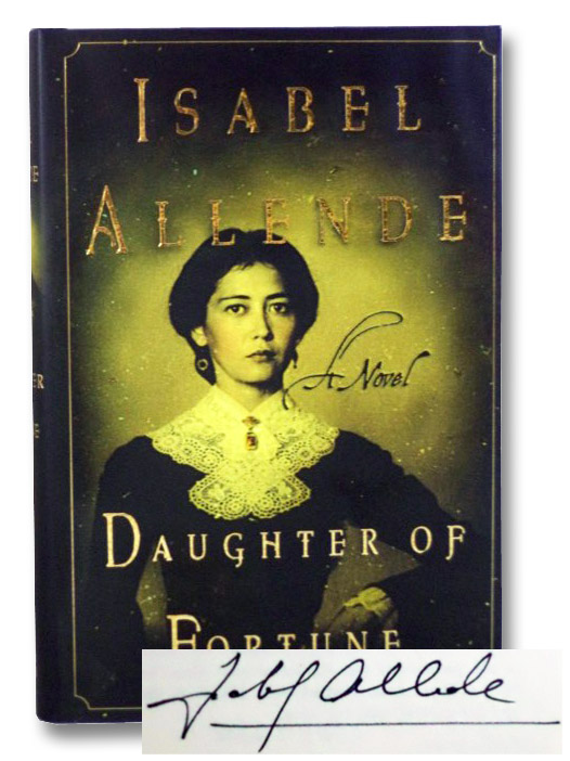 Daughter of Fortune: A Novel, Allende, Isabel; Peden, Margaret Sayers