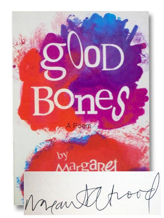Good Bones: A Poem, Atwood, Margaret