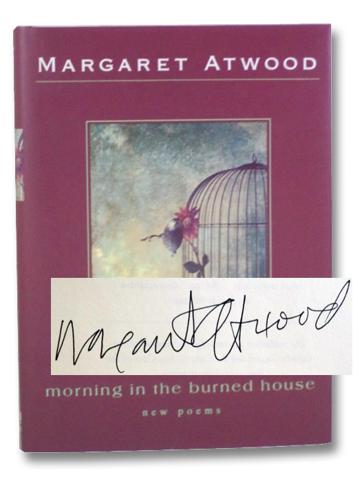 Morning in the Burned House: New Poems, Atwood, Margaret