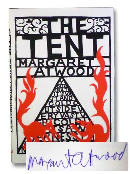 The Tent, Atwood, Margaret
