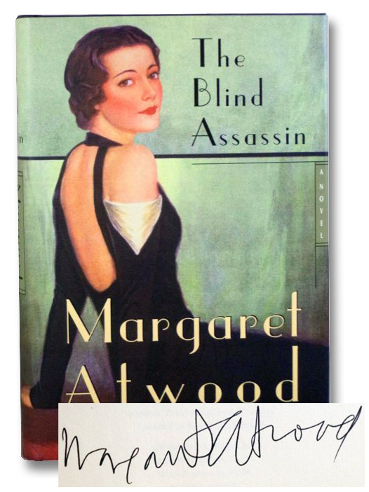 The Blind Assassin: A Novel, Atwood, Margaret