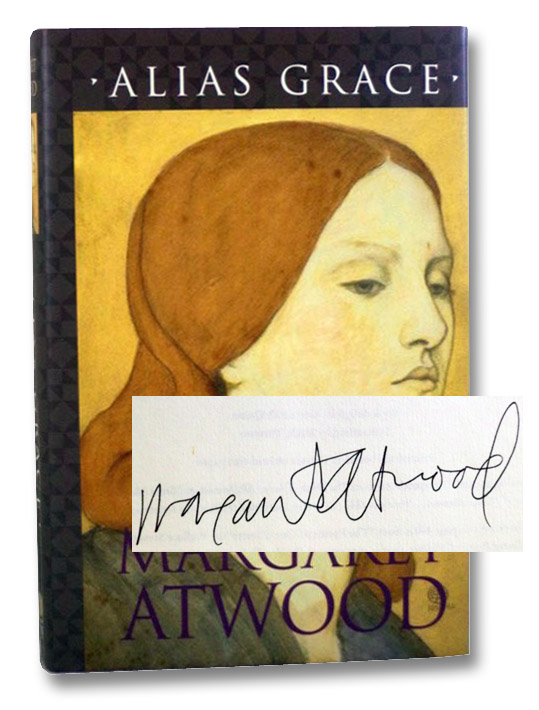 Alias Grace, Atwood, Margaret
