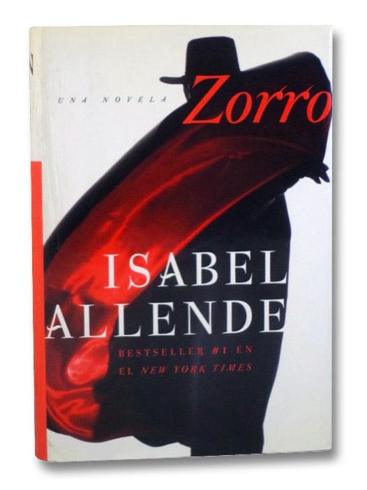 Zorro: Una Novela, Allende, Isabel