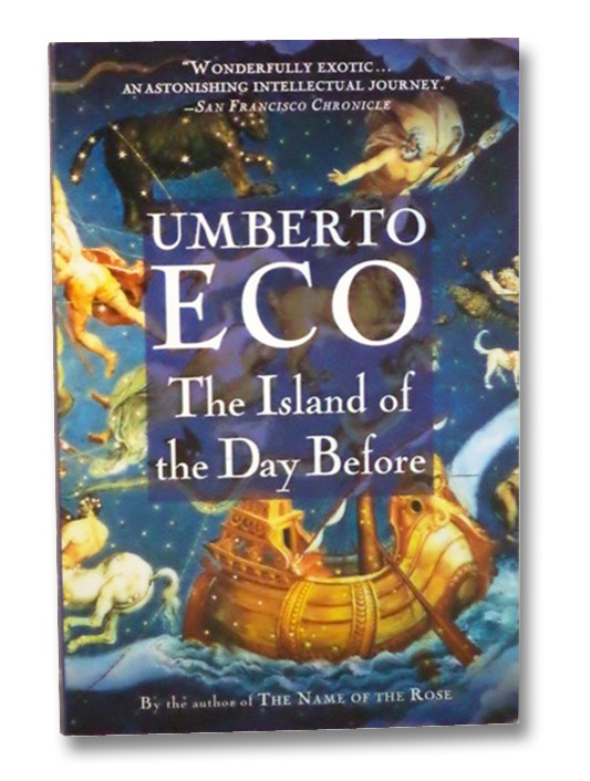 The Island of the Day Before, Eco, Umberto