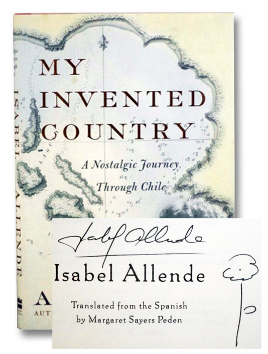 My Invented Country: A Nostalgic Journey Through Chile, Allende, Isabel; Peden, Margaret Sayers