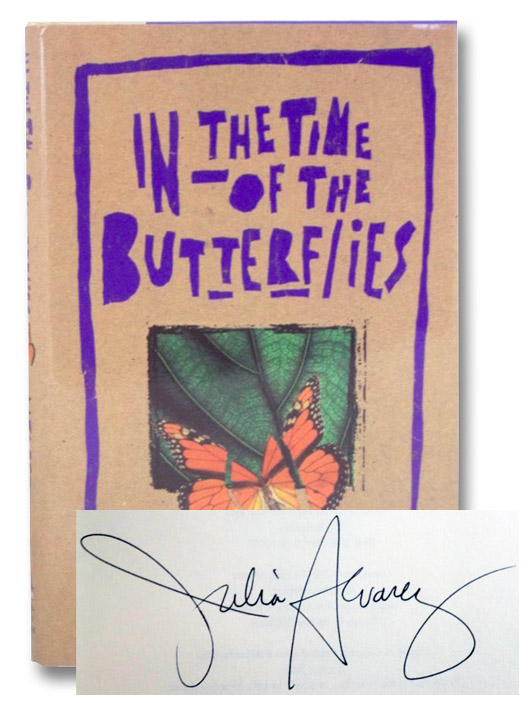 In the Time of the Butterflies: A Novel, Alvarez, Julia