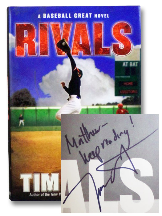 Rivals: A Baseball Great Novel, Green, Tim