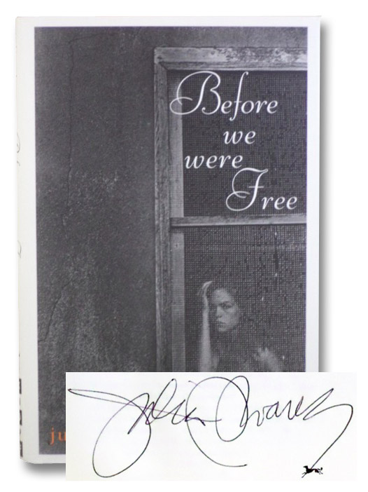 Before We Were Free, Alvarez, Julia
