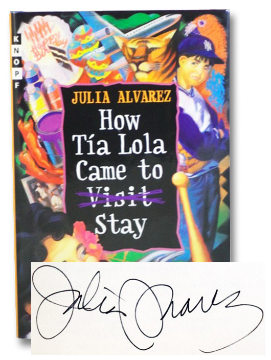 How Tia Lola Came To [Visit] Stay, Alvarez, Julia