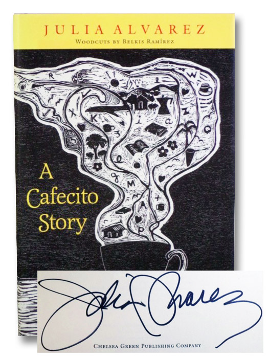 A Cafecito Story, Alvarez, Julia; Ramirez, Belkis