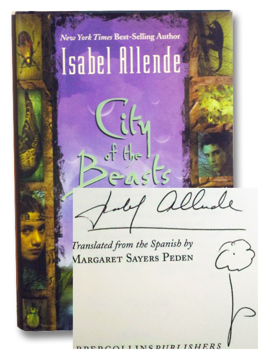 City of the Beasts, Allende, Isabel; Peden, Margaret Sayers