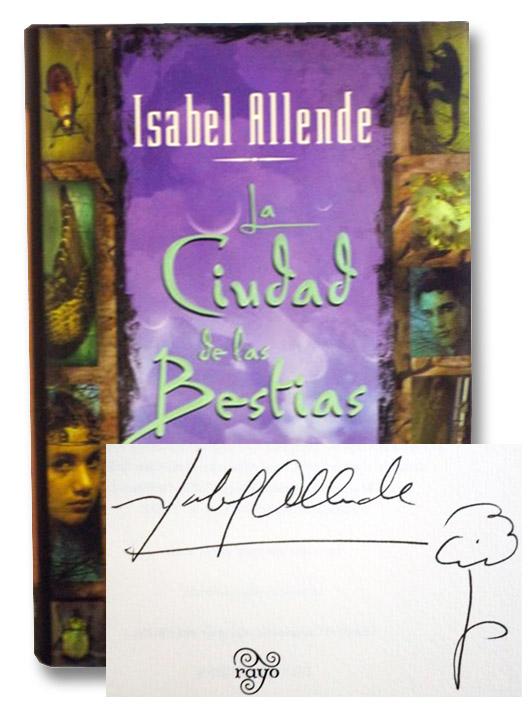 La Ciudad de las Bestias, Allende, Isabel