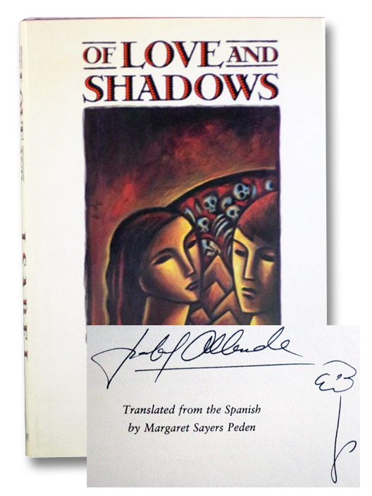 Of Love and Shadows: A Novel, Allende, Isabel; Peden, Margaret Sayers