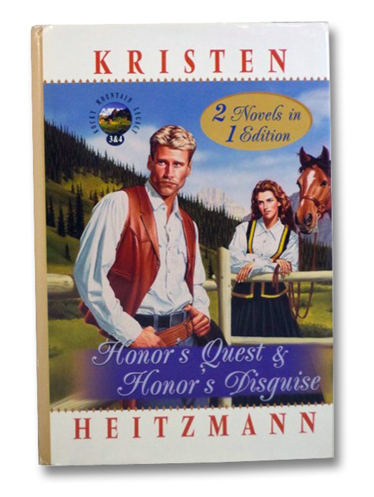Honor's Quest & Honor's Disguise, Heitzmann, Kristen