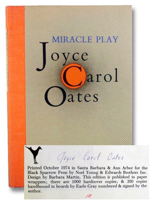 Miracle Play, Oates, Joyce Carol